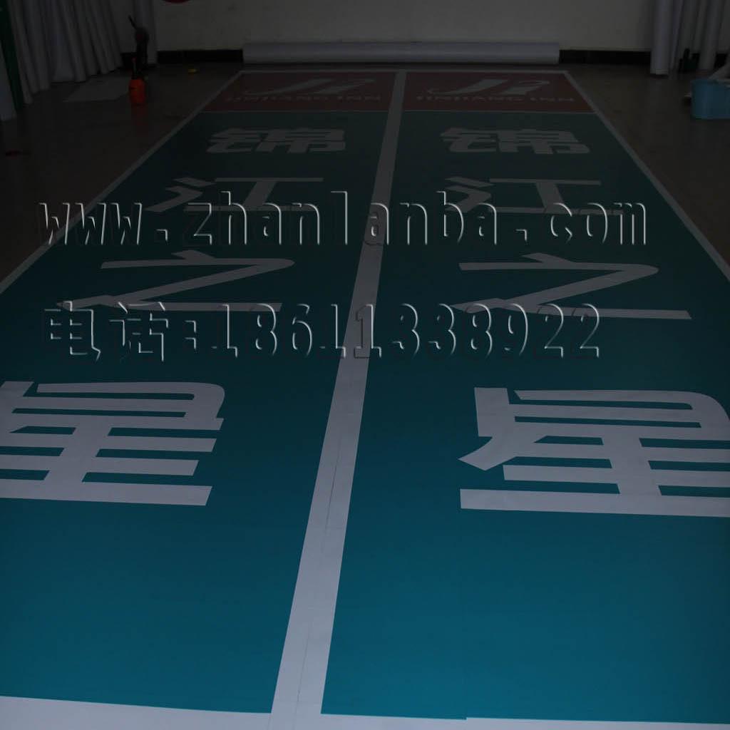 锦江之星采用3M水鸭绿贴膜制作的灯箱招牌