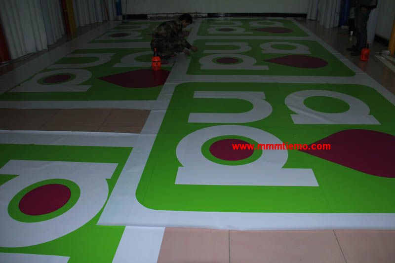 中国移动3M3630系列专色透光贴膜中国移动3M灯箱贴膜蓝绿玫红